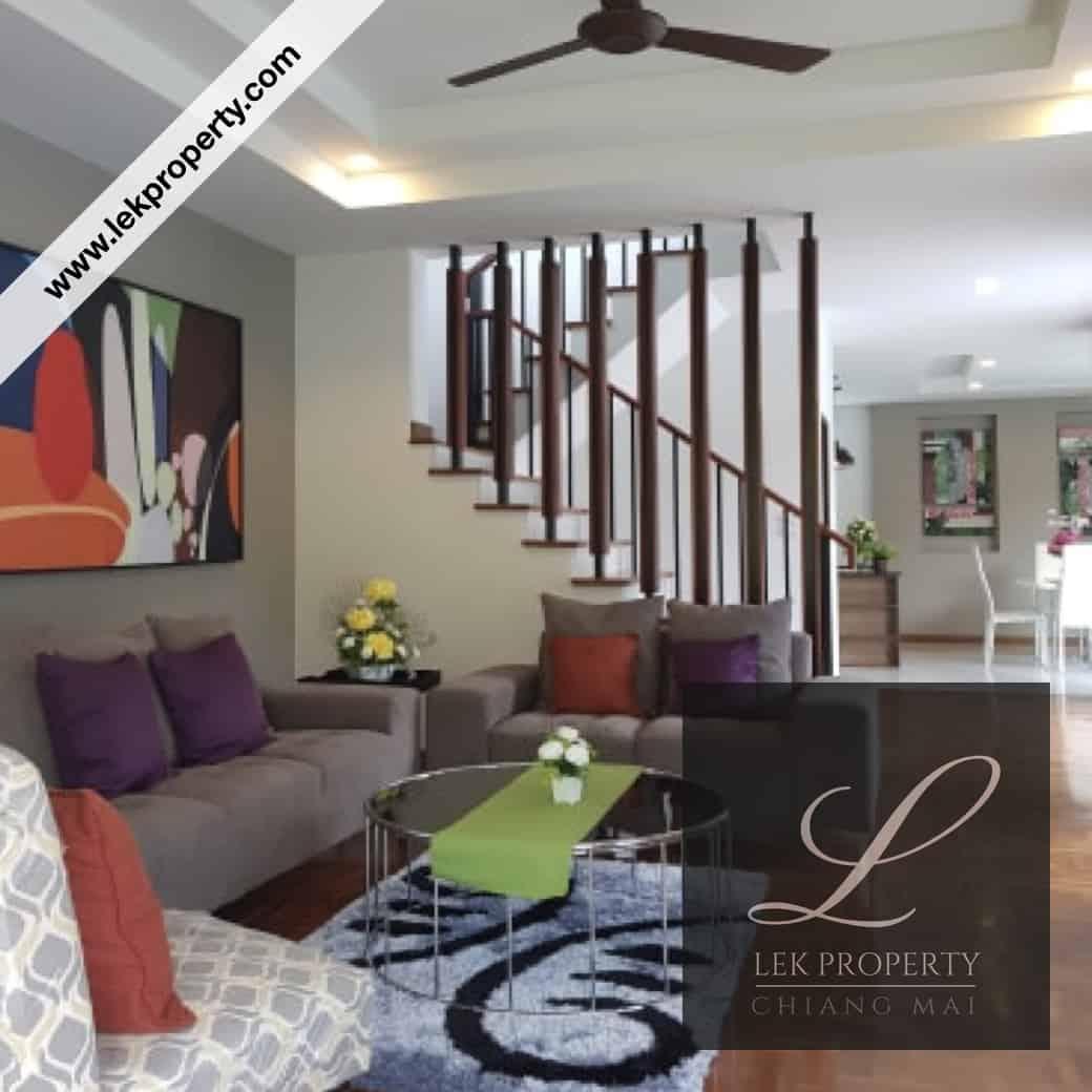 Lekproperty.com Chiang Mai House Land Condo Villa Pool Buy Sell Rent H121.007