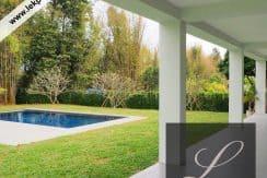 Chiang Mai Luxury Villa for Sale-H122-011