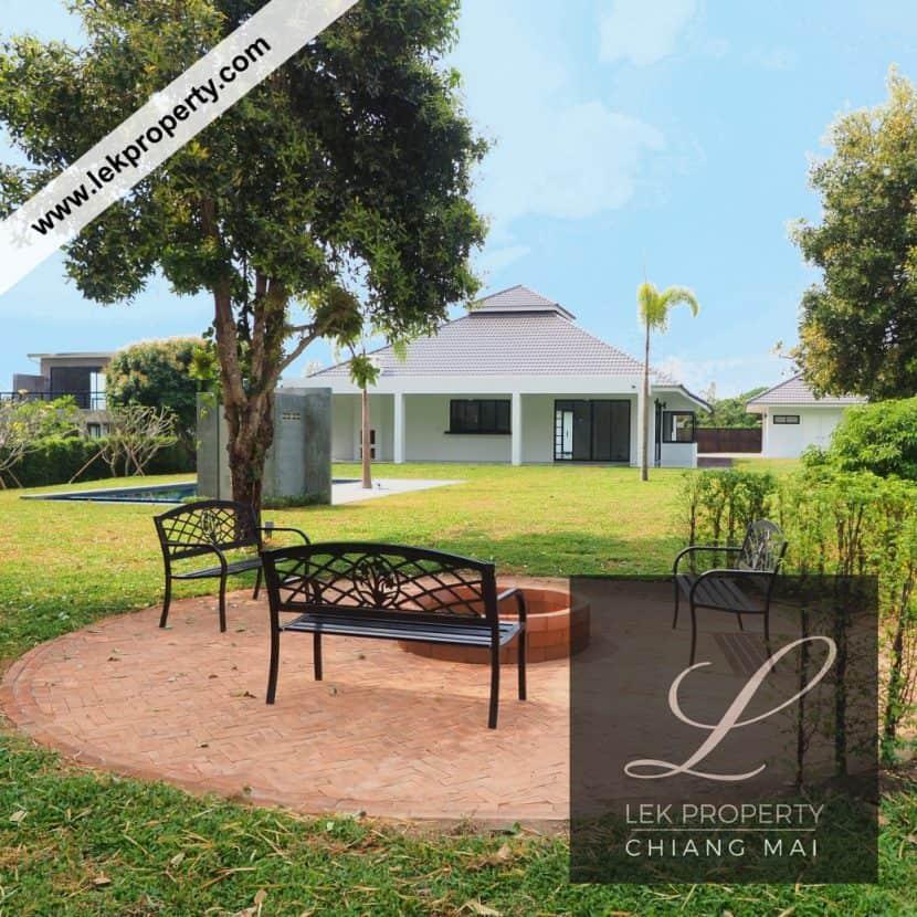 Chiang Mai Luxury Villa for Sale-H122-015
